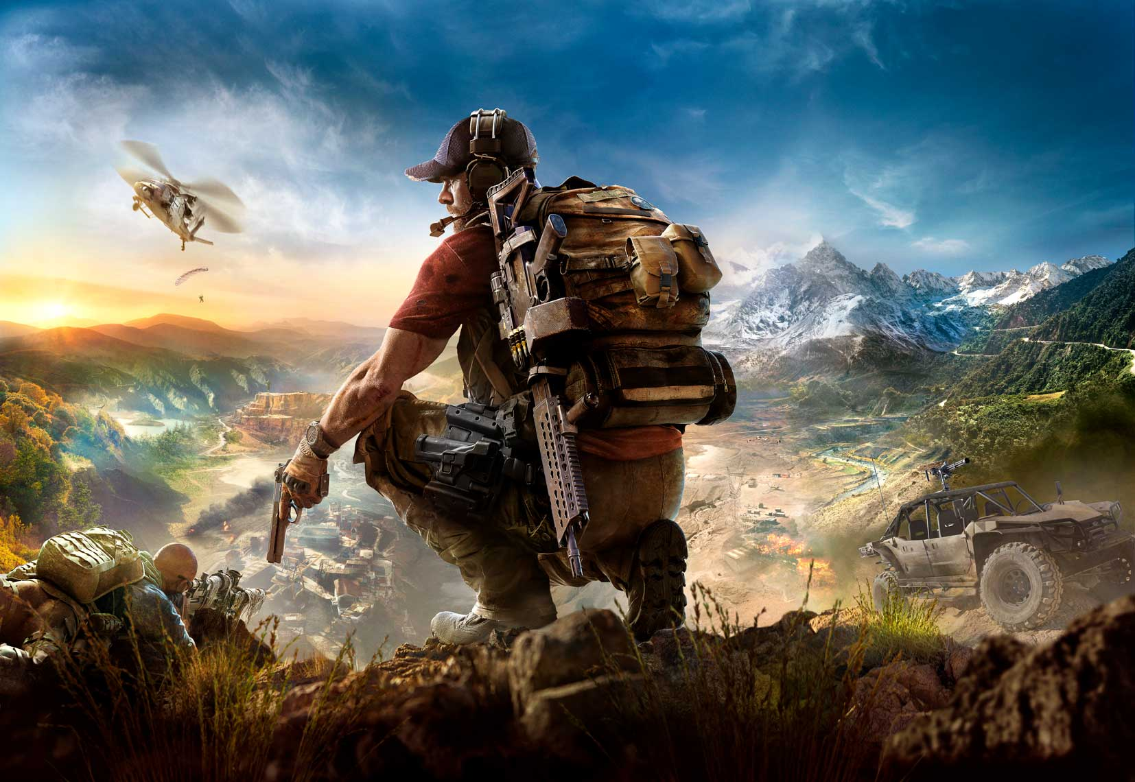 Ghost Recon Wildlands Competition